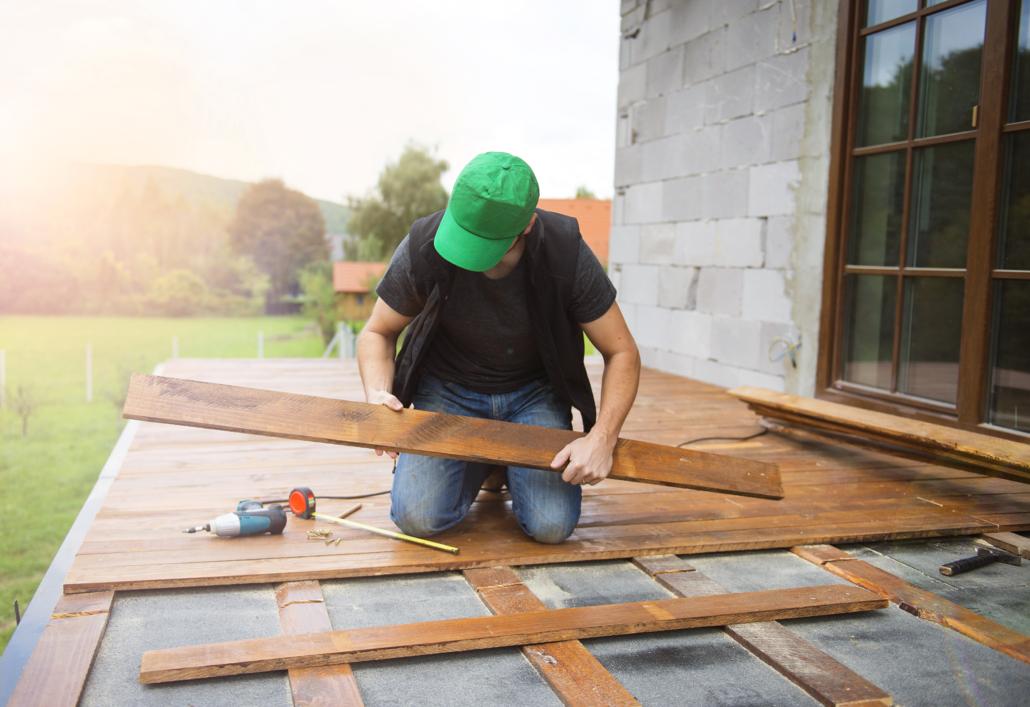 Custom Patios - Best American Builders